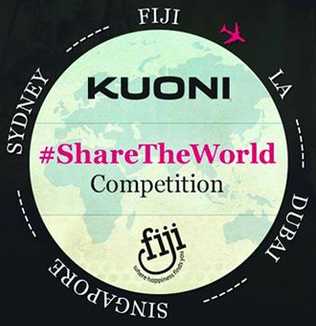 #ShareTheWorld