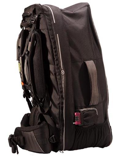 Smashii secure Backpack