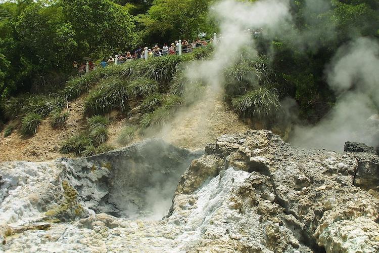 Sulphur Springs Saint Lucia