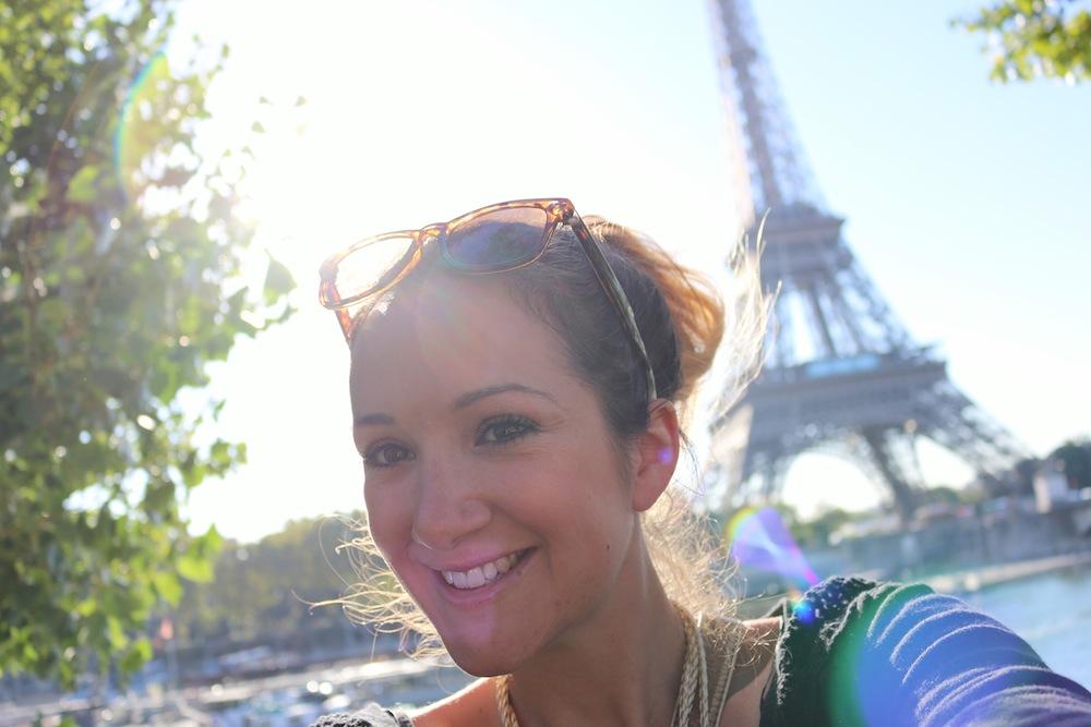 The Travel Hack in Paris