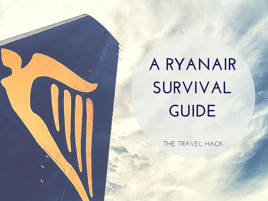 Tips for flying with Ryanair