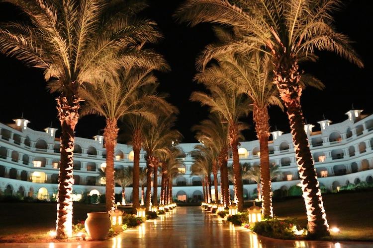 Baron Palace Resort Hurghada Egypt