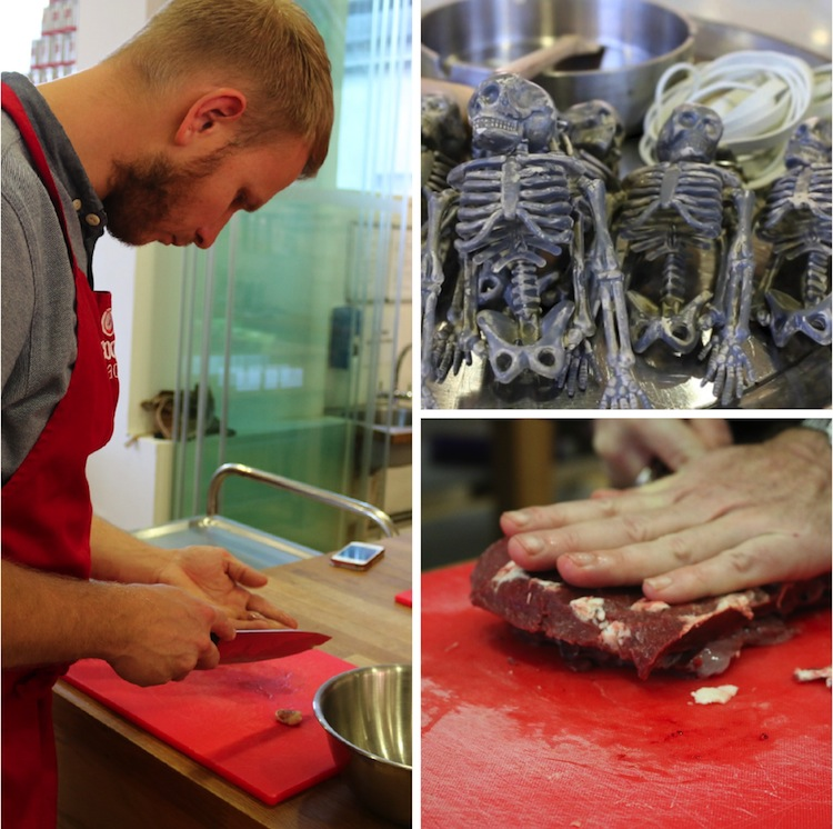 Blood and Earth Cookery class in Dublin