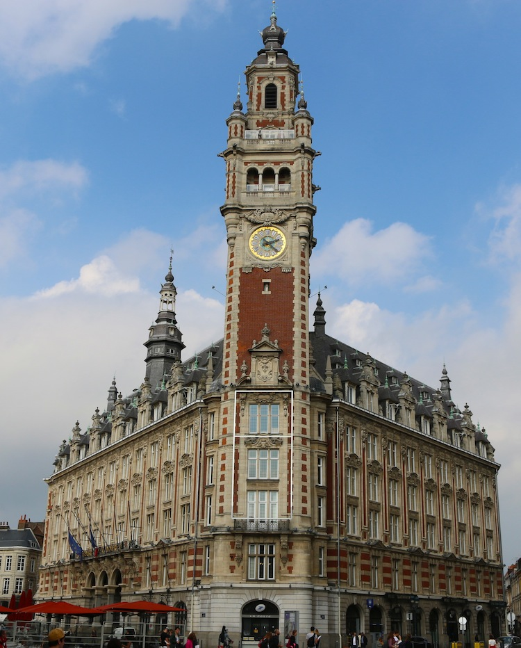 10 things to see in lille travel blog for Chamber of commerce france