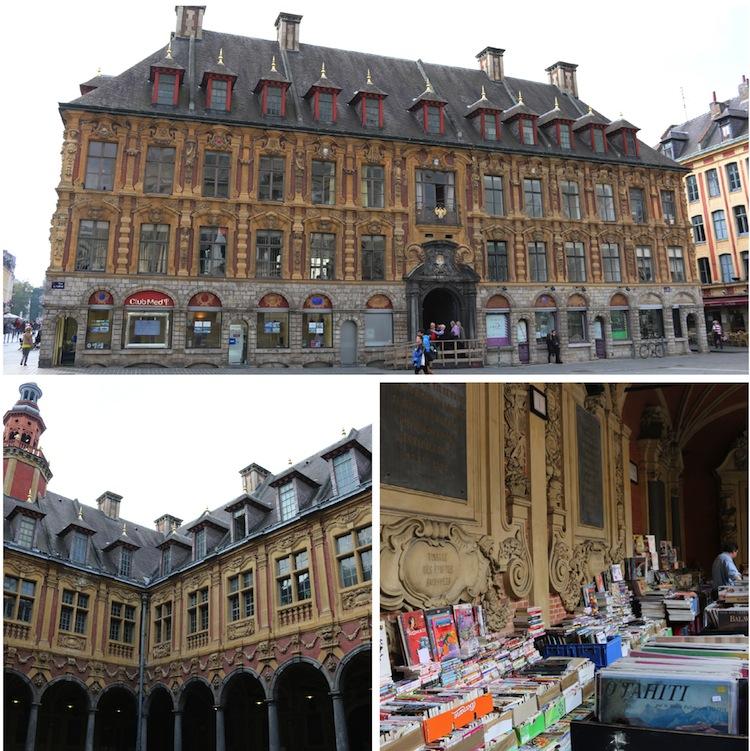 La Vieille Bourse in Lille