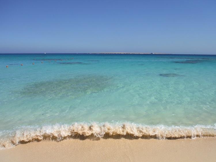 Mahmaya Island Blue Sea