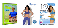 Workout DVDs for travel