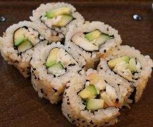 Sushi Making Masterclass at Uni London 11