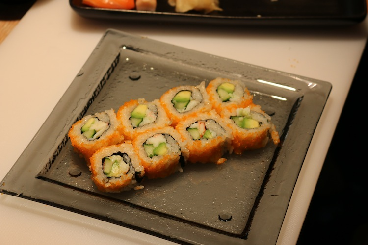 Sushi Making Masterclass at Uni London 12