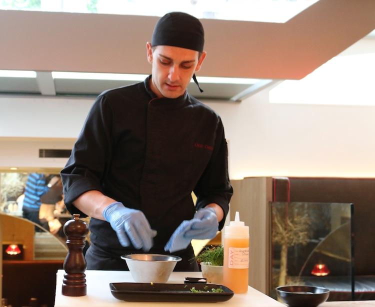 Sushi Making Masterclass at Uni London 13