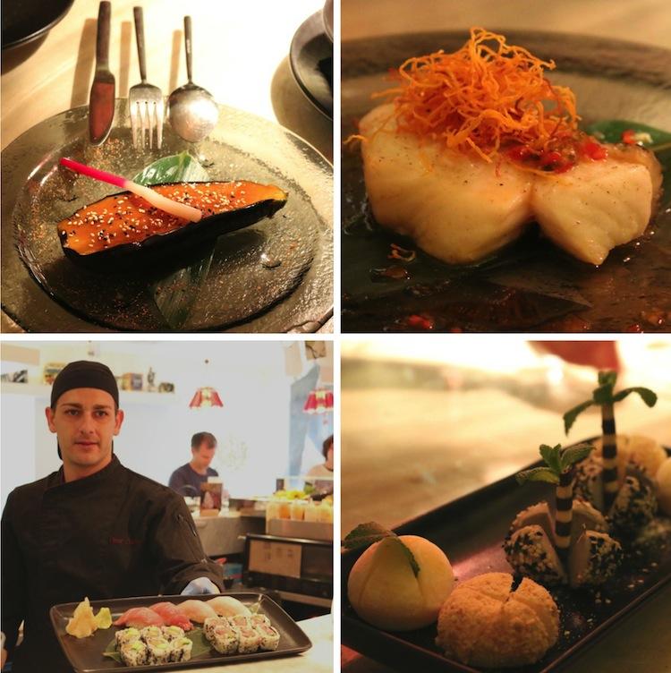 Sushi Making Masterclass at Uni London 2