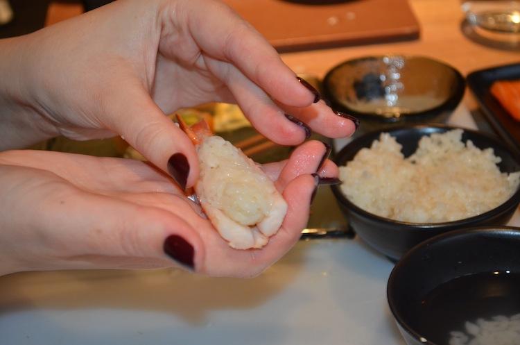 Sushi Making Masterclass at Uni London 4