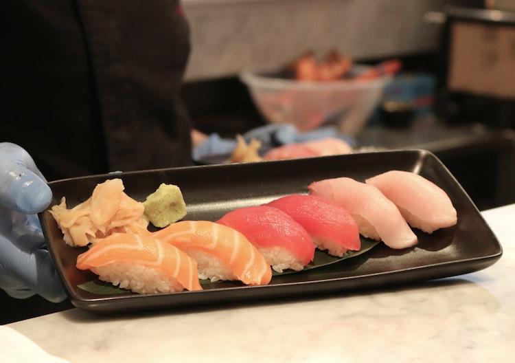 Sushi Making Masterclass at Uni London  7