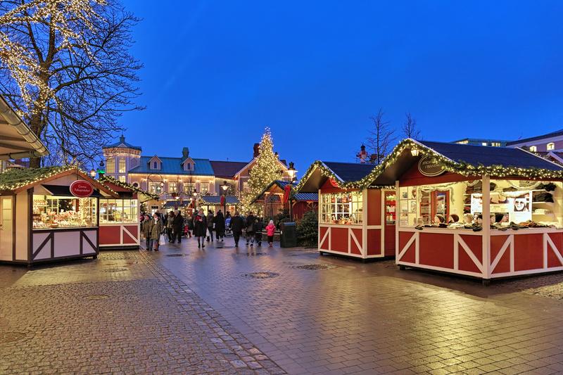 Liseberg Christmas Market