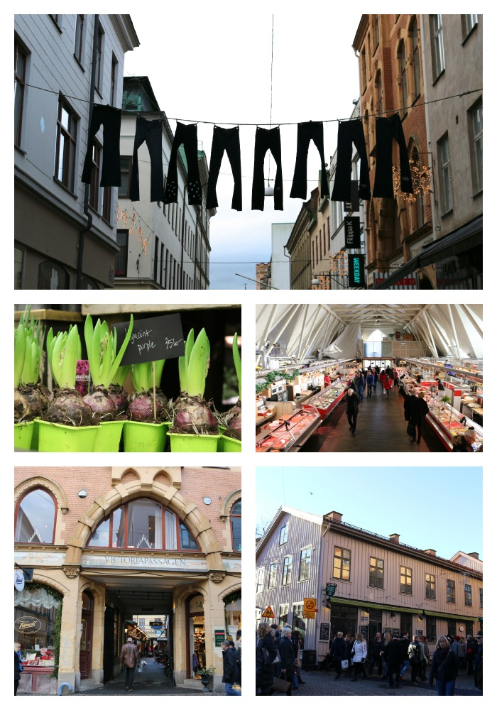Shopping in Gothenburg