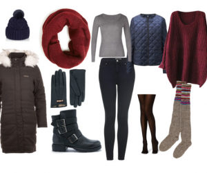 What to pack for a winter weekend away