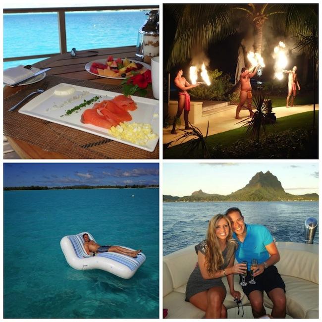 Four Seasons Bora Bora | The most romantic hotels in the world