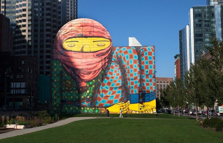 Street Art in Boston