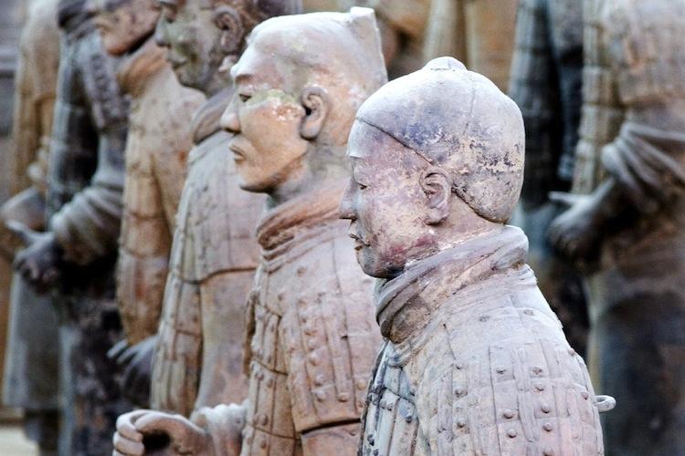 Terracotta Warriors in Xi'an