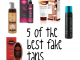 5 of the best fake tans