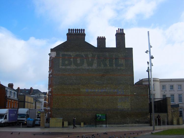 Bovril Building Windrush Square 2