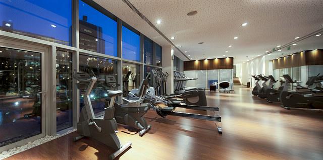 Corinthia Hotel Lisbon Gym