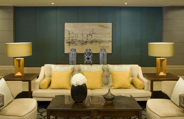 Corinthia Hotel Lisbon Lounge