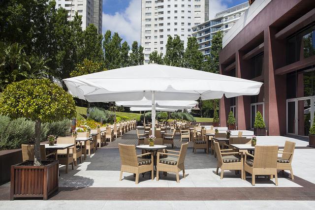 Corinthia Hotel Lisbon Outdoor eating