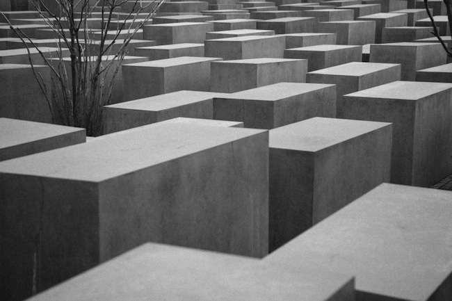Halocaust Memorial in Berlin
