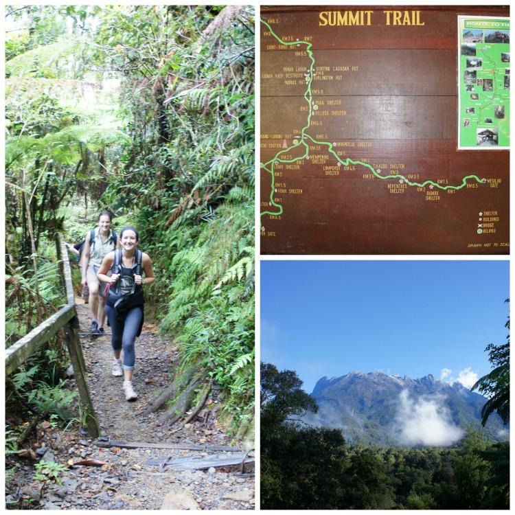 Tips for climbing Mount Kinabalu
