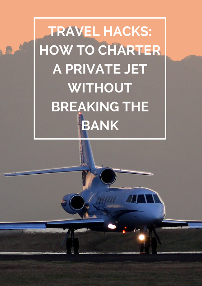How to charter a private jet without breaking the bank (1)