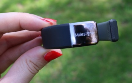 Milestone Gravitate Activity Tracker Giveaway