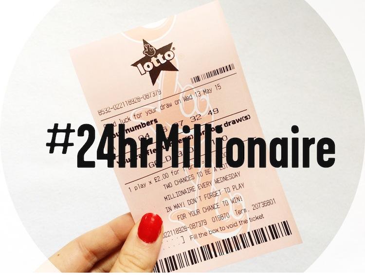 #24hrmillionaire