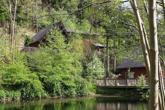 Niagra Lodge Holiday Rental Llangollen
