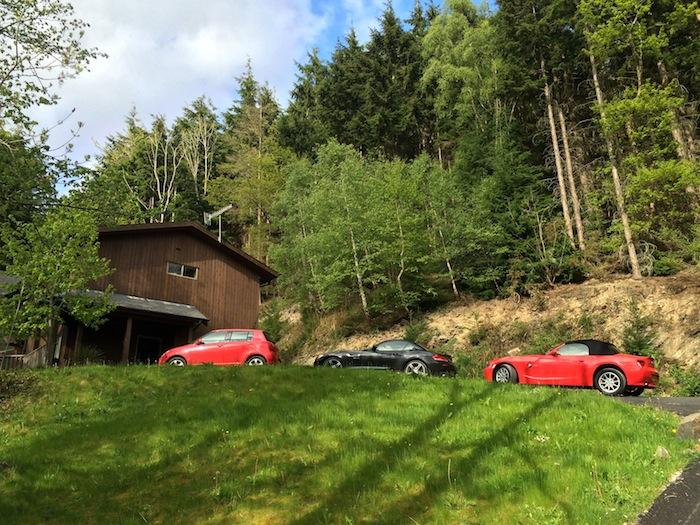 Niagra Lodge Llangollen review