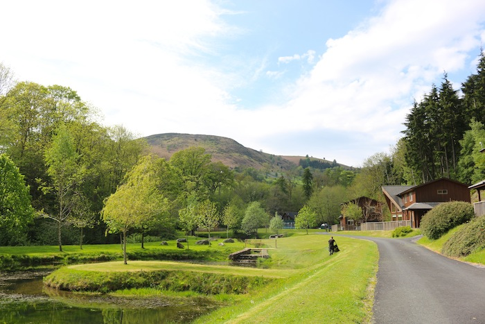 Niagra Lodge in Llangollen