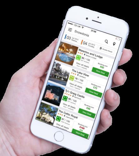 trivago App Family Travel Challenge