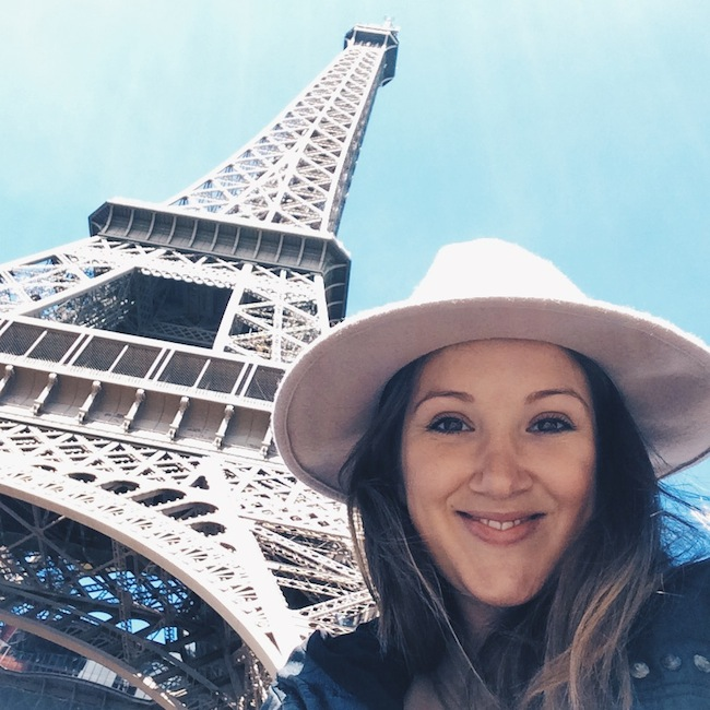 The Travel Hack at the Eiffel Tower