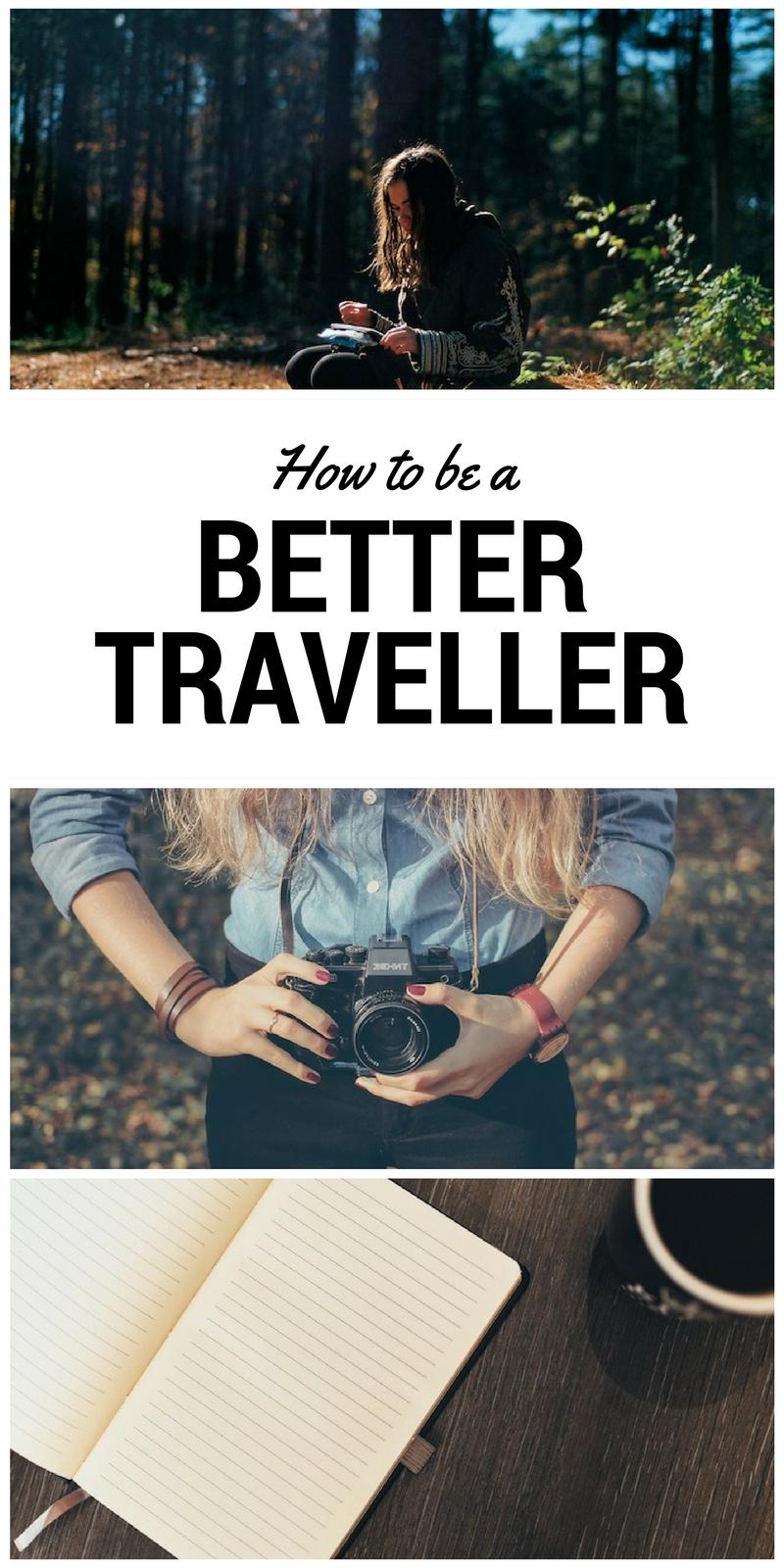 Better Traveller