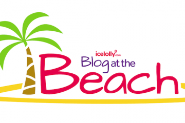 Blog at the Beach