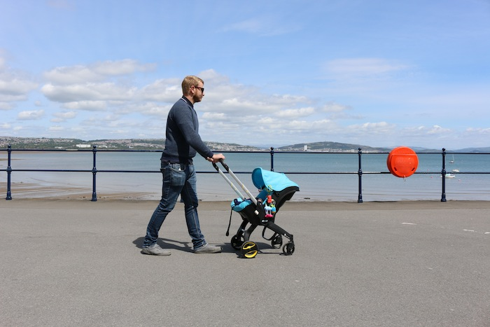 Doona Pushchair review on The Travel Hack