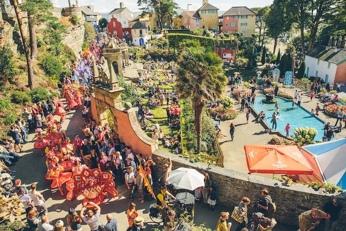 Festival no.6 in Portmeirion