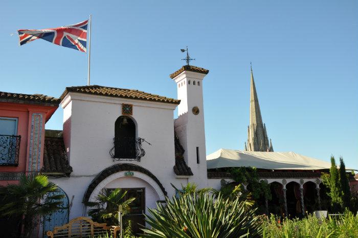 The Roof Gardens, Kensington