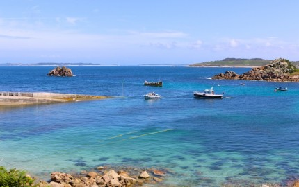 The Scilly Islands St Agnes