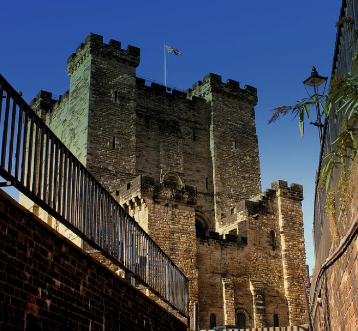 Castle in Newcastle