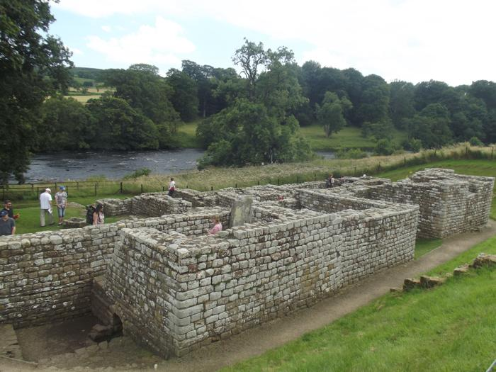 Hadrian's Wall Roman Bath House