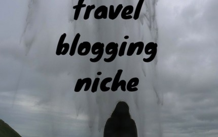 How to find your travel blogging niche