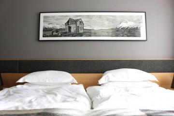Reykjavik Natura Hotel Art Room