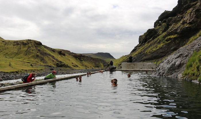 Seljavallalaug Pool Iceland