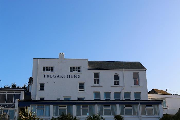 Tregarthen's hotel